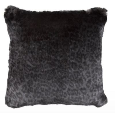 Coussin Night leopard 50 cm x 50 cm