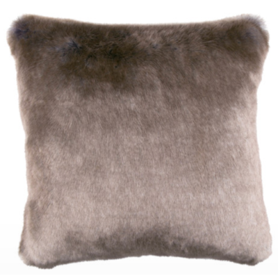 Coussin Blue Fox