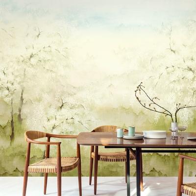 Papier peint panoramique Misaki