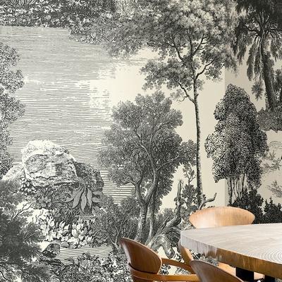 Papier peint panoramique Salcey Forest