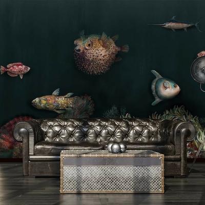 Papier peint panoramique Deep Ocean