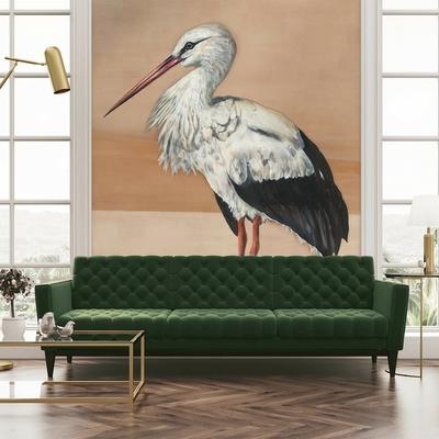 Papier peint panoramique Stork Mother