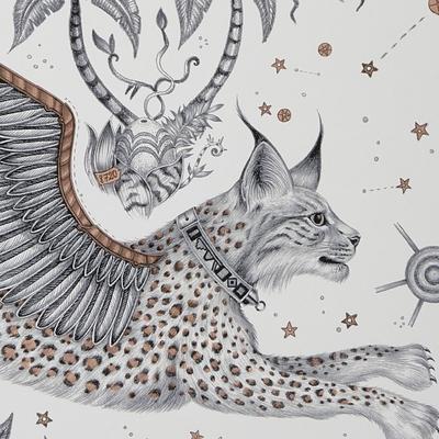Papier peint Lynx