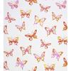 papier-peint-enfant-camengo-summer-camp-papillons-rose