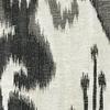 Christian fischbacher ikat noir