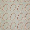 tissu-motif-jane-churchill-opus-ivoire-orange-4