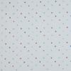 Jane Churchill - Rainbows stars embroderies - gris