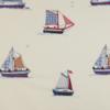 Jane Churchill - Sailing applique - creme