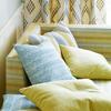 tissu-rayure-horizontale-sofa
