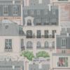 ardoise-papier peint-les toits de paris