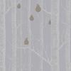 papier-peint-cole-son-arbre-foret-woods-pears-gris-lin