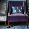 Velours-coton-lavable-siege-emile-jane-churchill-FAUTEUIL