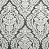 tissu-motif-classique-damas-noir-blanc