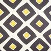 ravenne-tissu-camengo-design-ethnique-afrique-noir-jaune