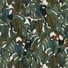 papier-peint-tropicale-toucan-vert-casamance