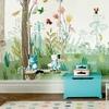 papier-peint-enfant-nature-panoramique-multicolor