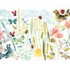 autocollant-mural-enfants-fleurs-insectes-stickers-meadow