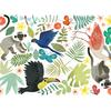 W591-01-jungle-autoccolant-muraux-enfant-jungle-animaux-amazonie