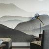 papier-panoramique-montagne-gris-noir-image
