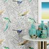 COS140-papier-panoramique-decoration-oiseaux-tropical