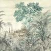 random-chinoiserie-taj-mahal-panoramique-vert