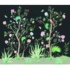 peonies-papier-peint-fleurs-romantiques-noir