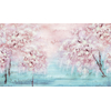 decoration-japandi-papier-peint-misaki-mist-rose-bleu