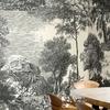 papier-peint-panoramique-foret-noir-blanc-masureel