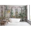papier-peint-baroque-panoramique-jardin-treillis-vintage