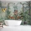 papier-peint-baroque-panoramique-jardin-treillis-visuel