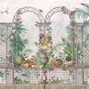 papier-peint-jardin-treillis-Vintage-9300091