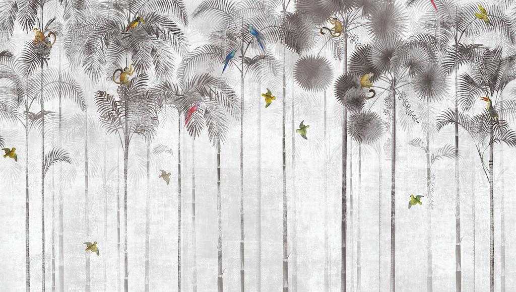 papier-peint-jungle-masureel-gris-foret