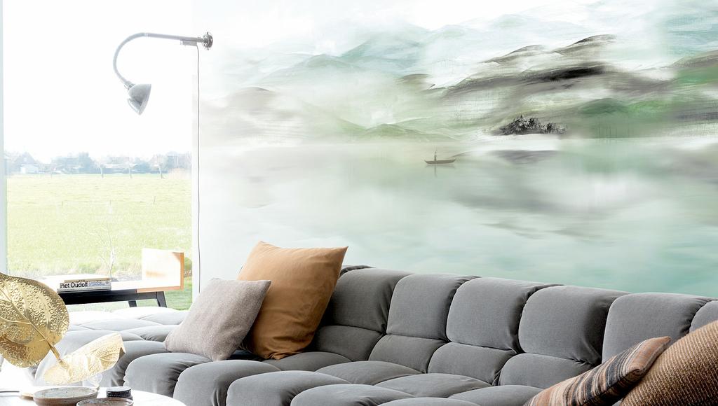 papier-peint-panoramique-design-peinture-nile