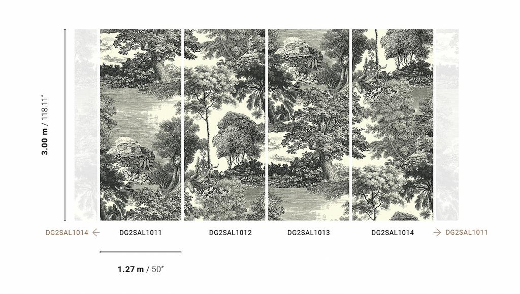 papier-peint-panoramique-foret-noir-blanc