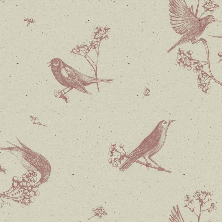 papier-peint-retro-oiseaux-Sweet-Birds-Papirus-9500070