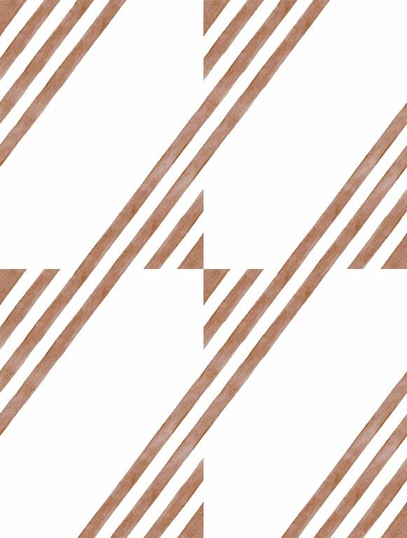 papier-peint-graphique-geometrique-Guajira-siena-YSP0115