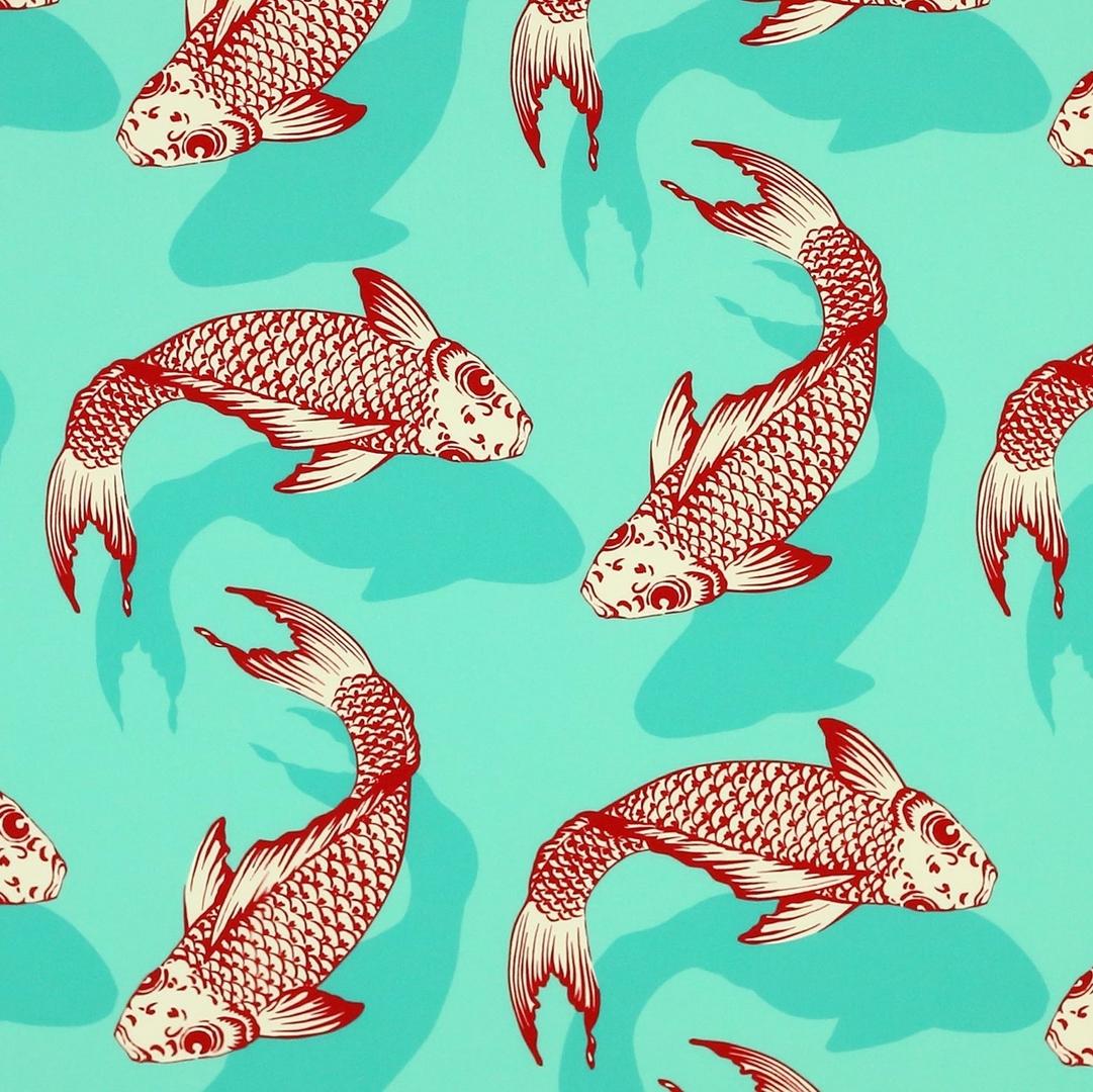 tissu-poisson-carpe-chinoise-manuel-canovas