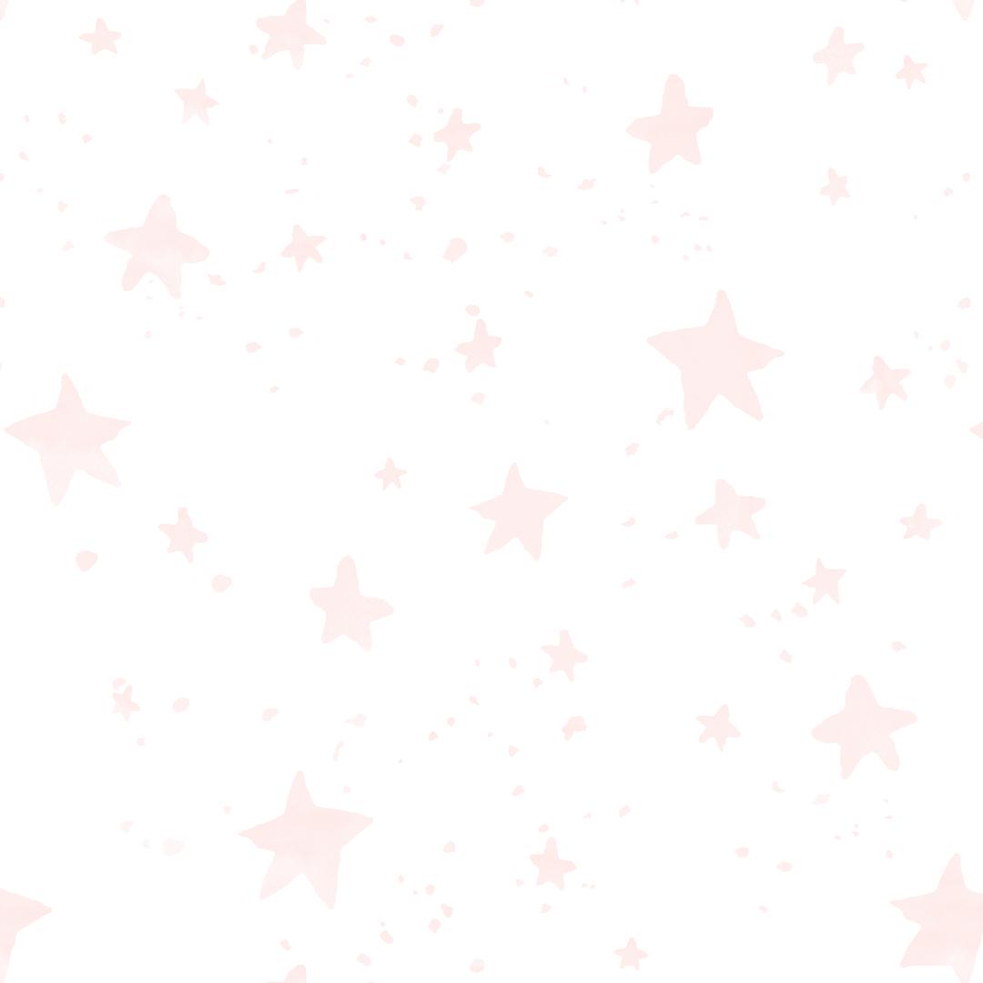 papier-peint-enfant-etoiles-via-lactea-rose