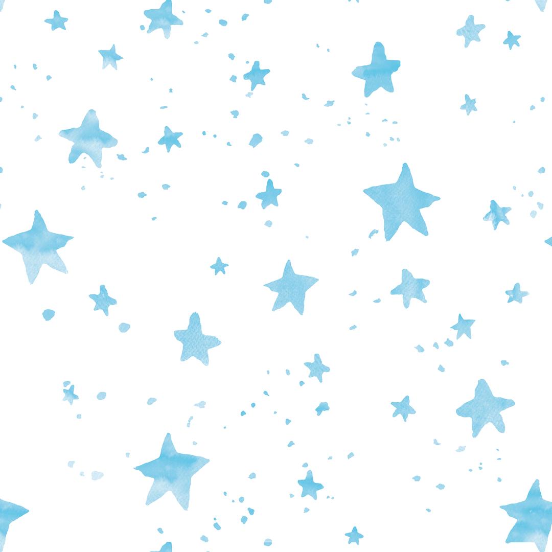 papier-peint-enfant-etoiles-via-lactea-bleu
