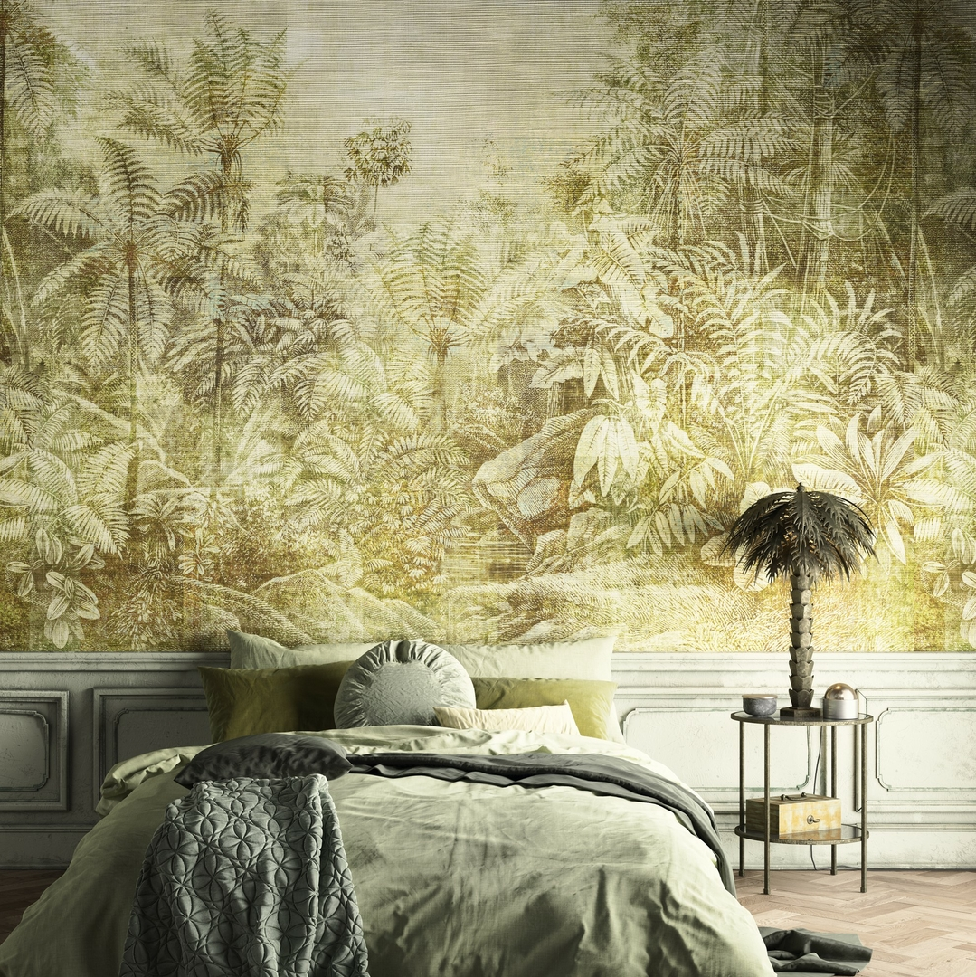 papier-peint-jungle-sobre-design-panoramique-chambre