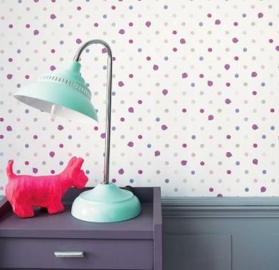 Abracadabra-collection-enfant-camengo-papier-peint-ladybird-visuel