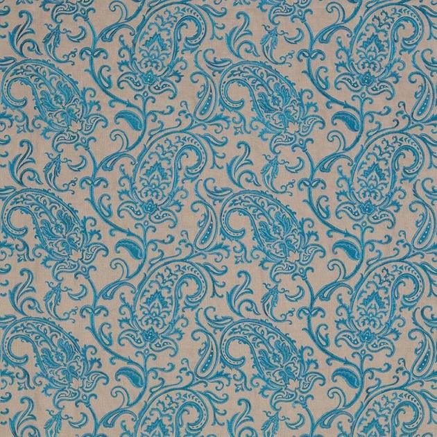 tissu-jaipur-osborne-and-little-turquoise-F6566-02