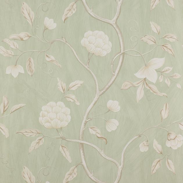 papier-peint-classique-fleurs-snow-tree-2