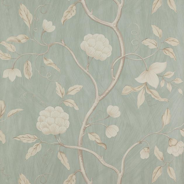 papier-peint-classique-fleurs-snow-tree-7