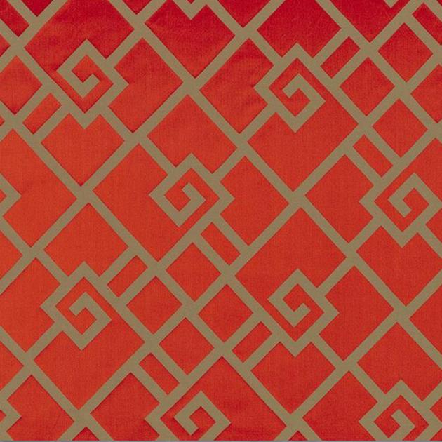 Casamance Holika rouge