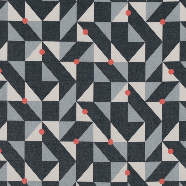 tissu puzzle tissus par diteur kirkby design le. Black Bedroom Furniture Sets. Home Design Ideas