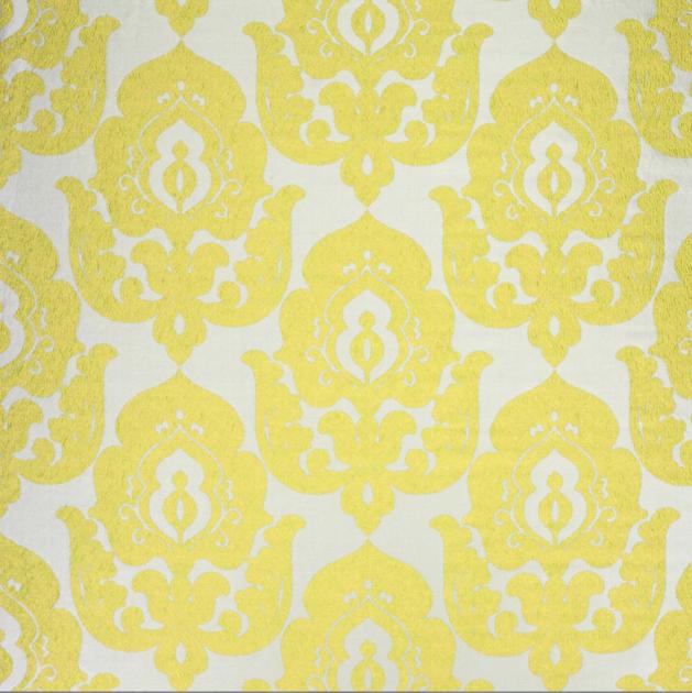 Jane Churchill-atmosphere II-agate-jaune