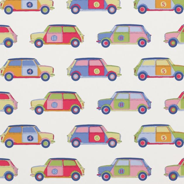 papier peint pop cars enfants papiers peints le. Black Bedroom Furniture Sets. Home Design Ideas