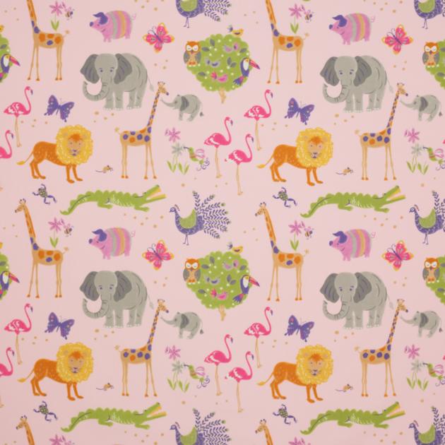 Tissu-jane churchill-wild things-pink