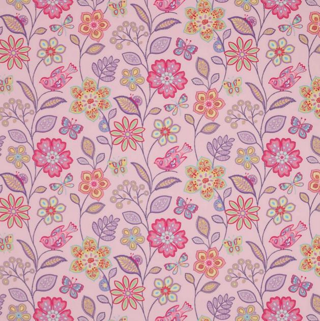 Tissu-janechurchill-flowerpower-pink